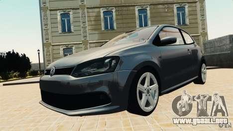 Volkswagen Polo v2.0 para GTA 4 left