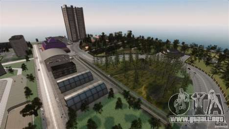 Criminal Rusia rabia v1.2 para GTA 4 adelante de pantalla