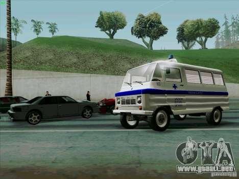 Zuk A-1805 para GTA San Andreas