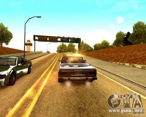 ENBSeries by Sashka911 v2 para GTA San Andreas sexta pantalla