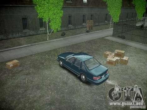 Chevrolet Caprice 1993 Rims 2 para GTA 4 visión correcta