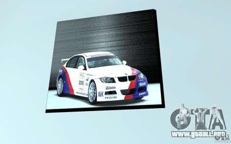 Concesionario BMW para GTA San Andreas quinta pantalla