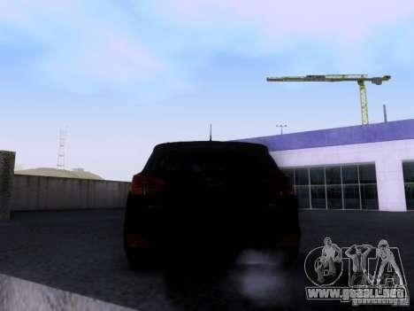 Hyundai ix35 para la visión correcta GTA San Andreas