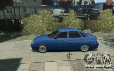 Lada VAZ 2110 para GTA 4 left