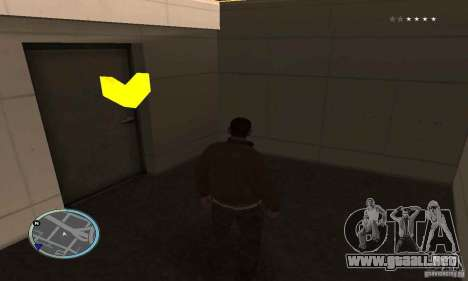 Balas de GTA 4 para GTA San Andreas