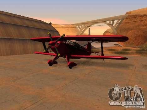Gráficos de las versiones de consola para GTA San Andreas