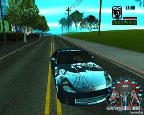 ENB by Makc para GTA San Andreas
