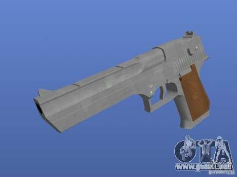 Weapon Textures para GTA 4 sexto de pantalla