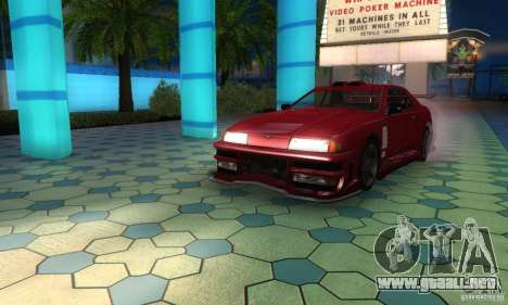 ENBSeries by dyu6 v4.0 para GTA San Andreas séptima pantalla