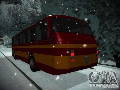LAZ 699N para la visión correcta GTA San Andreas