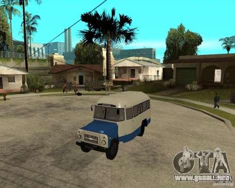 Kavz-685 para GTA San Andreas left