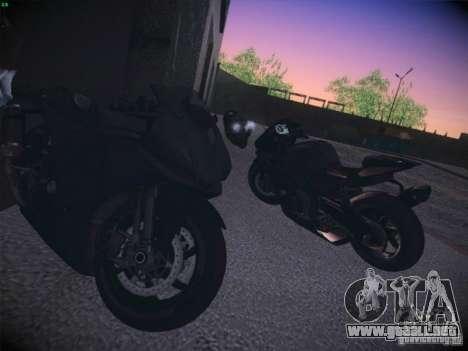 Aprilia RSV4 para la visión correcta GTA San Andreas