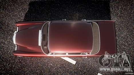 Mercedes-Benz W111 v1.0 para GTA 4 visión correcta