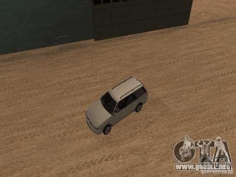 Volkswagen Passat B4 para la vista superior GTA San Andreas