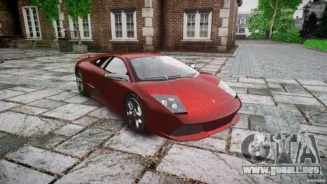 Lamborghini Murcielago v1.0b para GTA 4