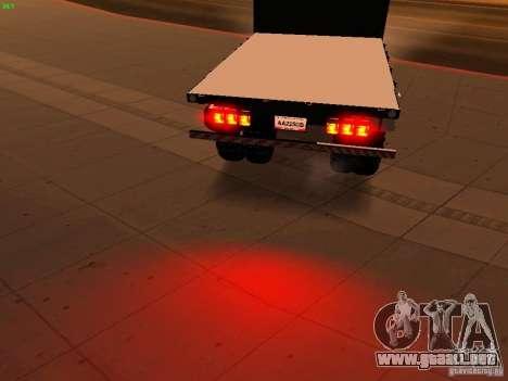 Chevrolet Silverado HD 3500 2012 para vista inferior GTA San Andreas