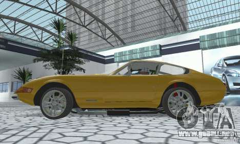 Ferrari 365 GTB4 1968 para la visión correcta GTA San Andreas