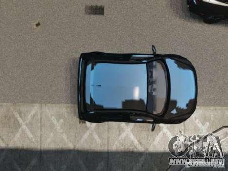 Volkswagen Gol G6 para GTA 4 visión correcta