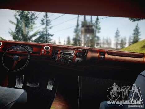 Ford F-650 Super Crewzer para GTA 4 vista hacia atrás