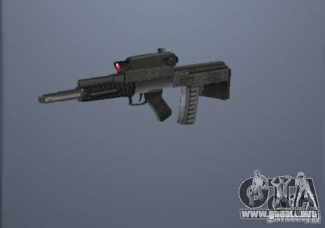 Adder OTS-101 para GTA San Andreas