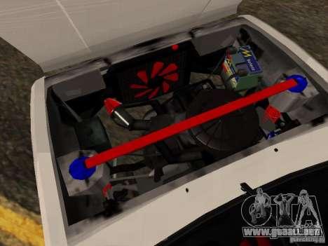 Tofas Sahin DRIFT para visión interna GTA San Andreas