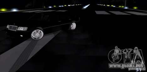 Electronic Speedometr para GTA San Andreas tercera pantalla