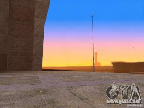 Nuevo Timecyc para GTA San Andreas sexta pantalla