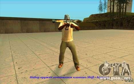 Skorpro Mods Vol.2 para GTA San Andreas quinta pantalla