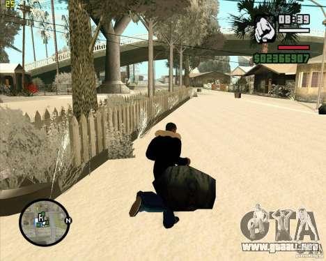 Hacer basura para GTA San Andreas