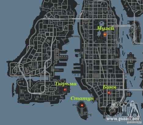 Bank robbery mod para GTA 4 novena de pantalla