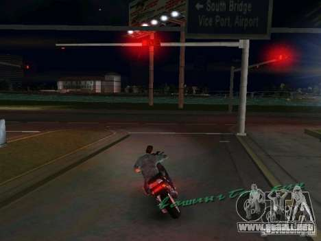 PIAGGIO NRG MC3 para GTA Vice City left