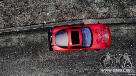 Mazda RX-7 FnF para GTA 4 visión correcta