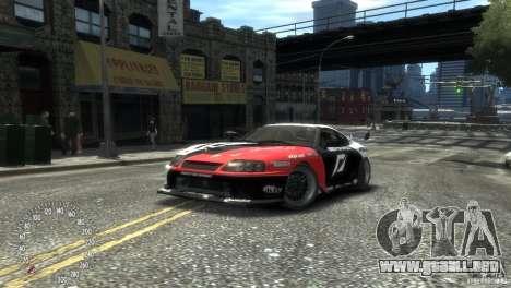 Toyota Supra Fredric Aasbo para GTA 4
