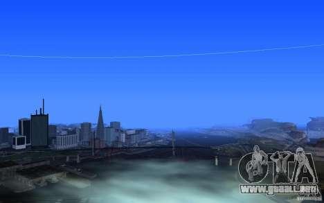 Configurar el ENBSeries para PC débil para GTA San Andreas quinta pantalla
