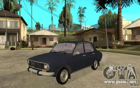 Dacia 1300 v2 para GTA San Andreas