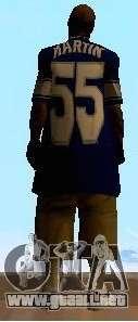 Pieles de los sureños 13 para GTA San Andreas tercera pantalla