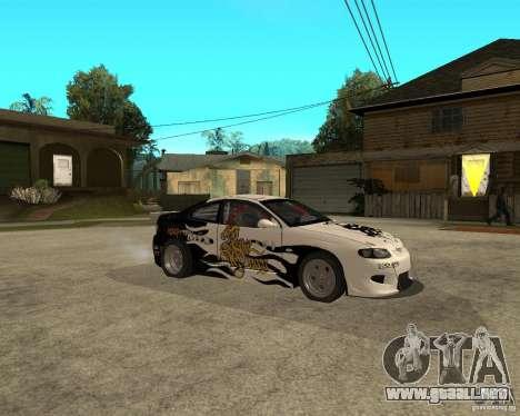 Vauxhall Monaro Rogue Speed para la visión correcta GTA San Andreas