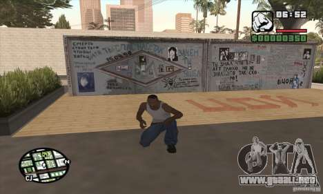 Pared Tsoi para GTA San Andreas