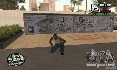 Pared Tsoi para GTA San Andreas