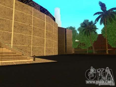Edificio nuevo en Los Santos para GTA San Andreas quinta pantalla