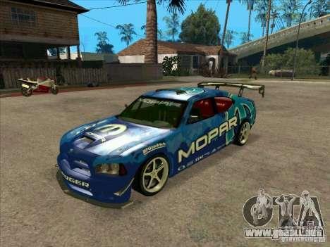 Mopar Dodge Charger para GTA San Andreas