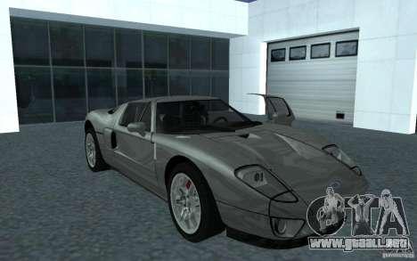 Ford GT 40 para GTA San Andreas