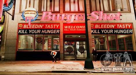 ENB Rage of Reality v 4.0 para GTA 4 tercera pantalla