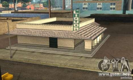 Grove Street 2013 v1 para GTA San Andreas octavo de pantalla