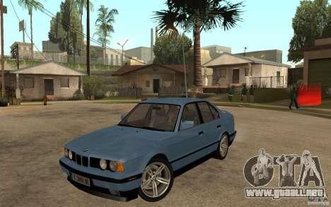 BMW E34 535i 1994 para GTA San Andreas