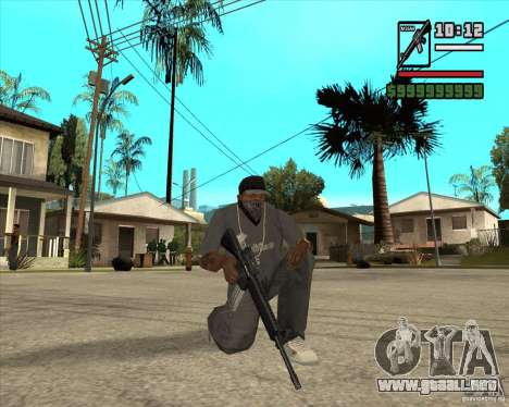 Millenias Weapon Pack para GTA San Andreas décimo de pantalla