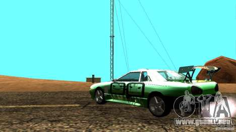 Elegy v0.2 para GTA San Andreas left