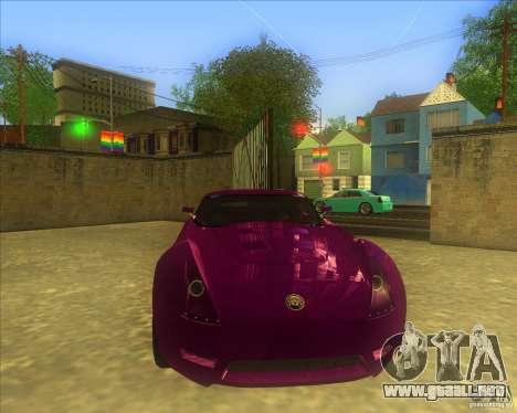 Melling Hellcat para GTA San Andreas left