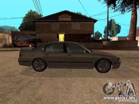 El mérito de Gta 4 para la visión correcta GTA San Andreas