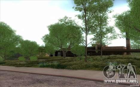 Project Oblivion 2010 HQ SA:MP Edition para GTA San Andreas segunda pantalla